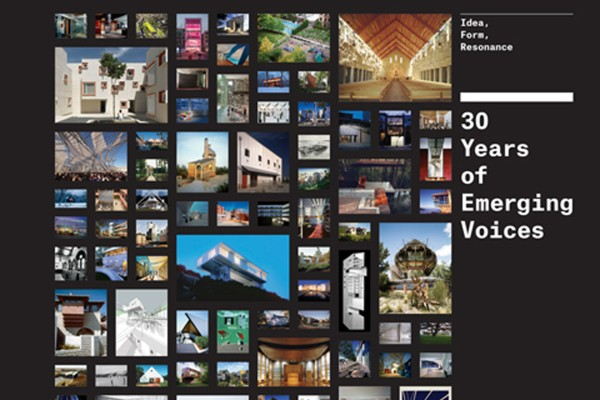 Archi-Tectonics recognized by the Architectural League as an Emerging Voice