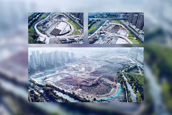 Hangzhou Asian Games Construction Has Begun!