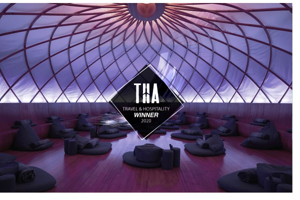 Archi-Tectonics wins Travel & Hospitality Awards Design Studio of the Year!
