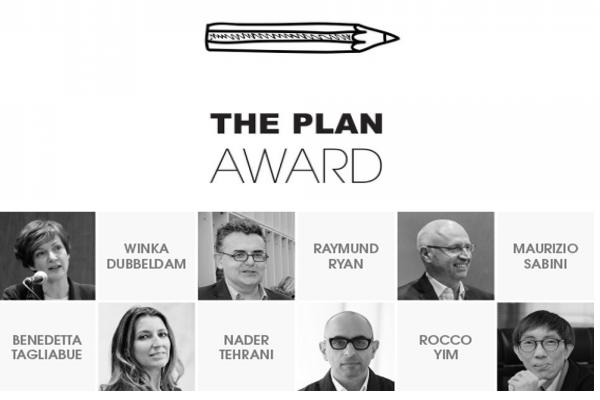 Winka as Juror at The Plan 2018 Award