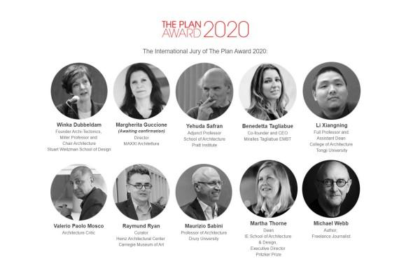 Winka to join International Jury for PLAN Awards 2020